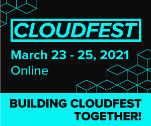 Register for cloudfest now to watch sessions on demand