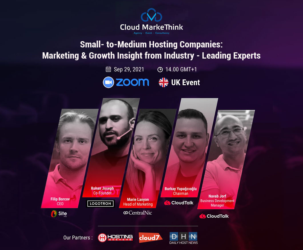 SM Hosting Companies: Marketing & Growth Insights from Industry-leading Experts - CloudMarkethink