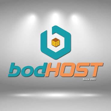 BodHOST banner