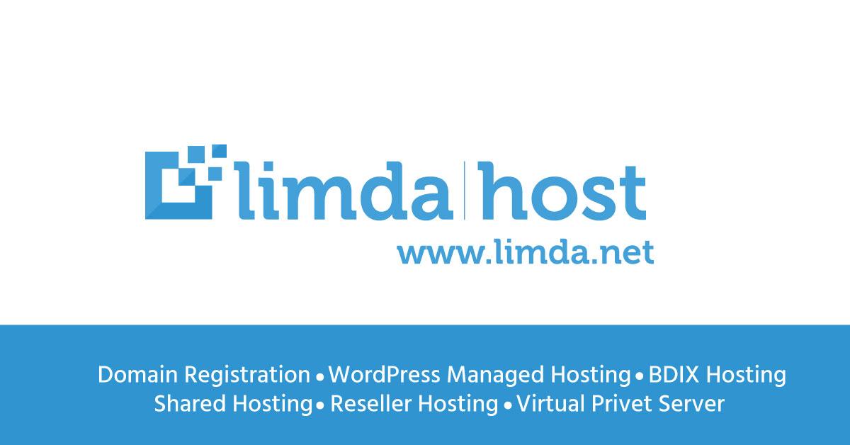 Limda Host banner