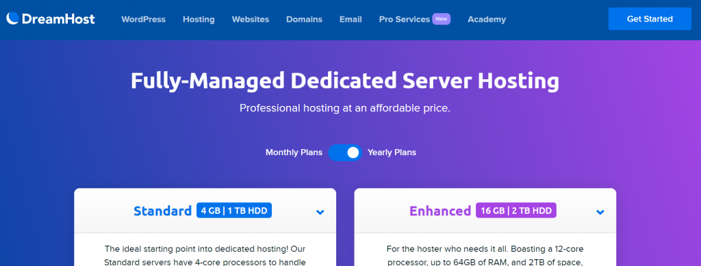 best dedicated server hosting usa