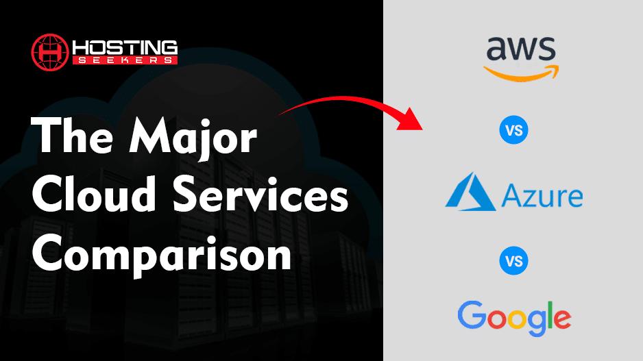 AWS vs Azure vs Google Cloud