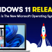 Microsoft launched windows 11